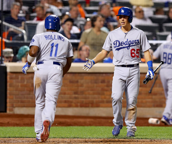 Why Austin Barnes Should Start 2016 at Oklahoma City