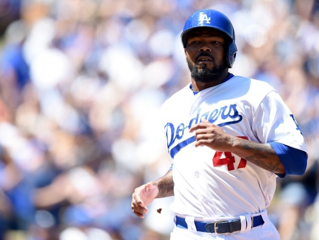 Dodgers Officially Announce Howie Kendrick Deal