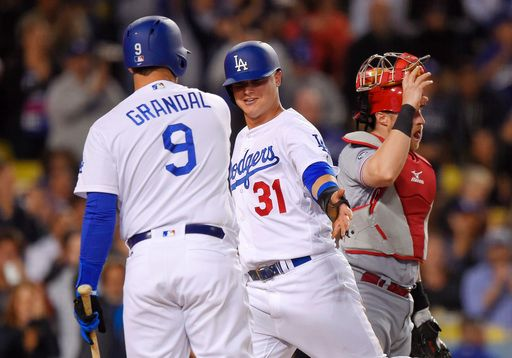 Grandal and Pederson