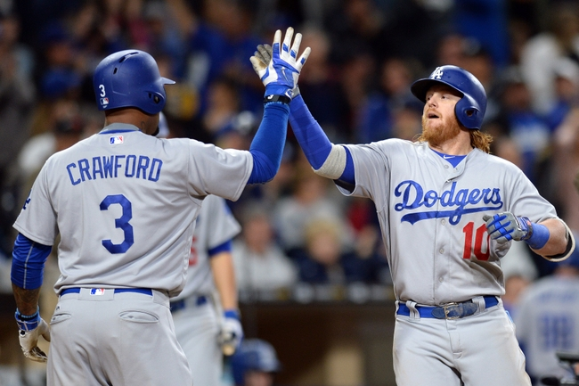 Justin Turner and Carl Crawford