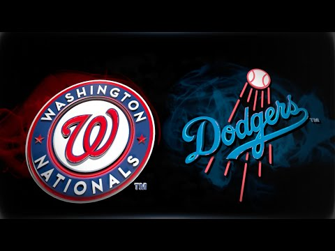 Nationals vs. Dodgers
