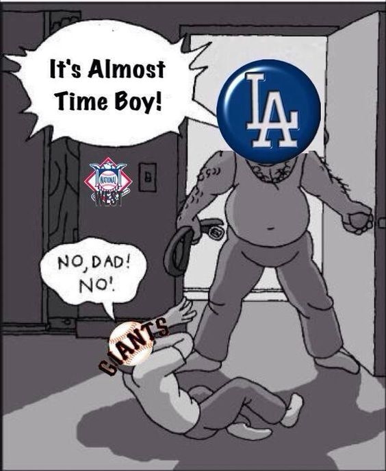 Dodgers-Giants