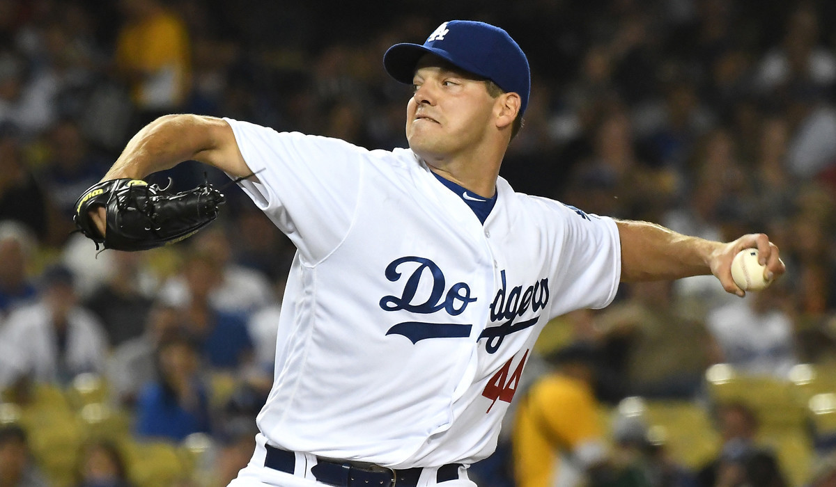 633db2cffda Dodgers Lock Rich Hill In For Three Years