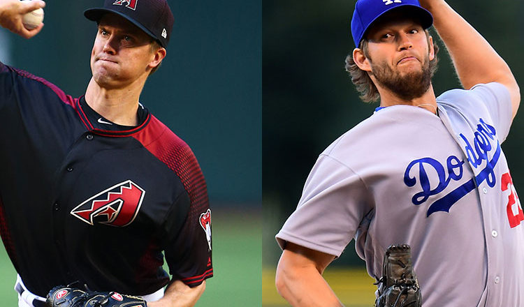 Kershaw vs. Greinke
