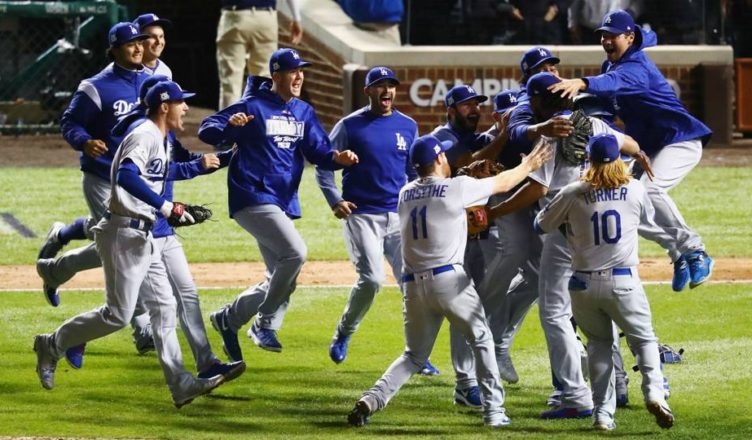 Dodgers Win Pennant