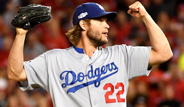 Clayton Kershaw World Series