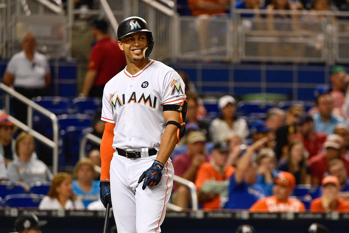 Breaking News: Giancarlo Stanton Will Not Be Playing For ...