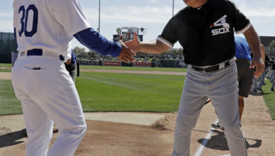 White Sox vs. Dodgers