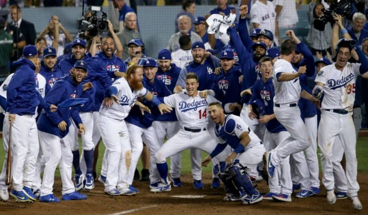2fd54772d It s been almost 24 hours since the Dodgers lost the World Series in five  games to the Boston Red Sox. Having time to reflect on the Dodger s 2018  season ...
